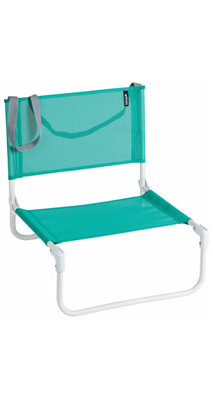 Lafuma Mobilier CB Camping zitmeubel Sun Glam Batyline turquoise
